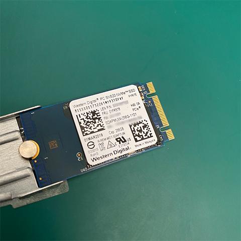 SSD救援案例