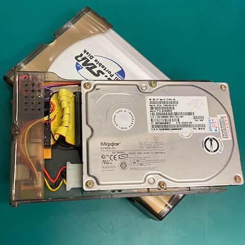 IDE硬碟資料救援