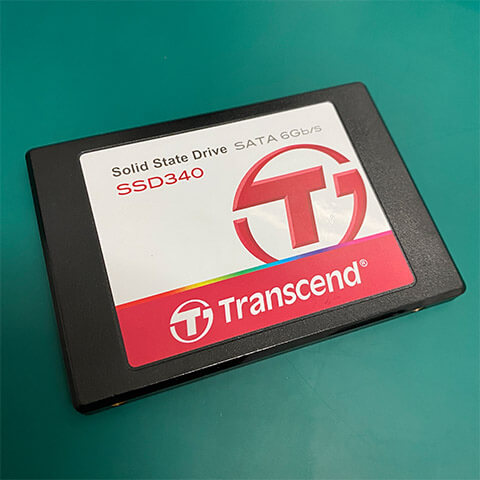 創見 SSD