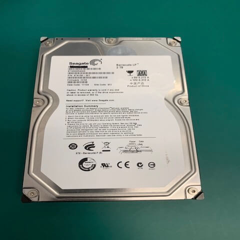 ST32000542AS成功案例