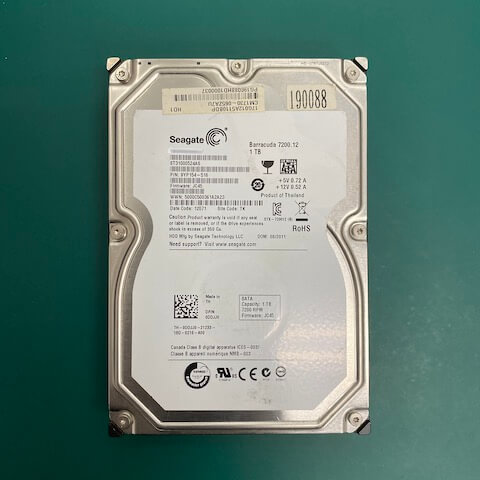 20201222硬碟資料救援成功推薦