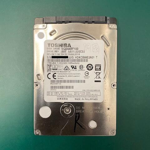 0712李先生筆電硬碟資料救援成功