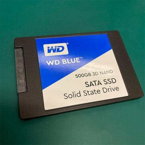 蔡先生 SSD 無法讀取