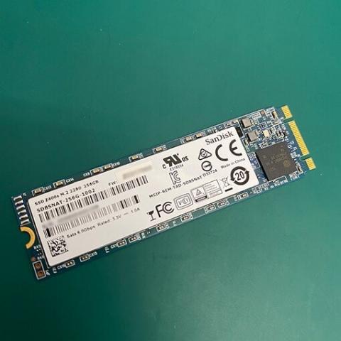 生技公司 SSD 無法開機