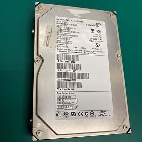 電腦公司 硬碟 讀不到發出怪聲音