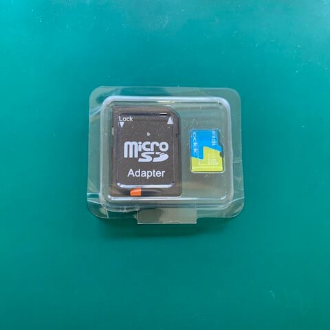 潘小姐 Micro SD卡 無法讀取