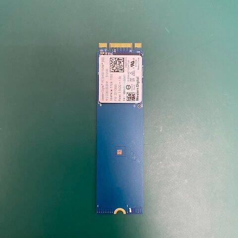 臺灣科技大學 SSD 濺水無法讀取