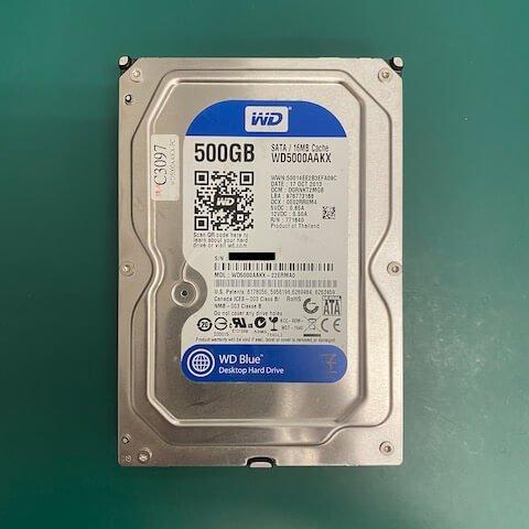 佛力企業股份有限公司 硬碟 資料覆蓋