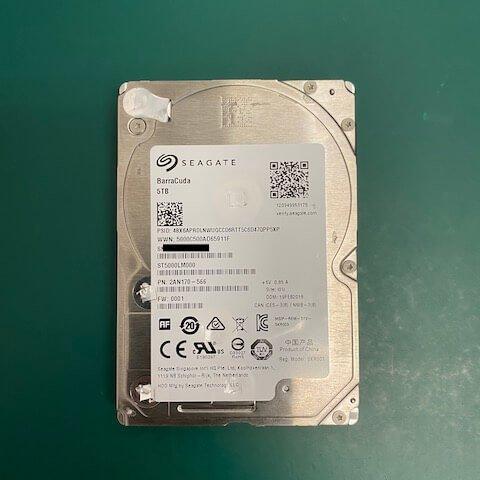 翰隆實業有限公司 外接硬碟 無法讀取