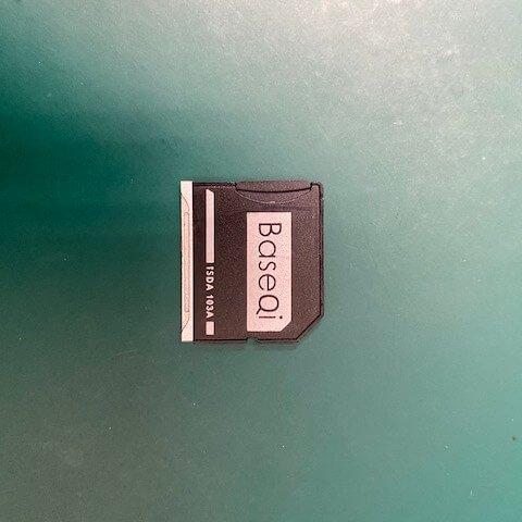 廖小姐 Micro SD卡 資料遺失
