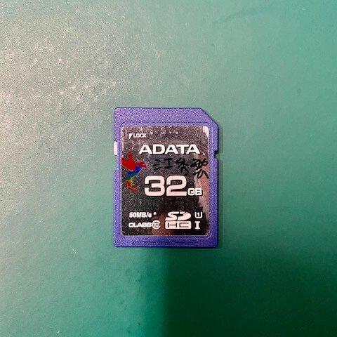 江小姐 SD Card 資料遺失