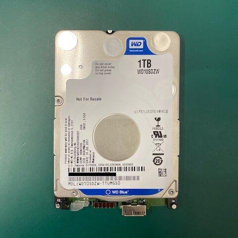 健碁精工股份有限公司 外接硬碟 無法讀取