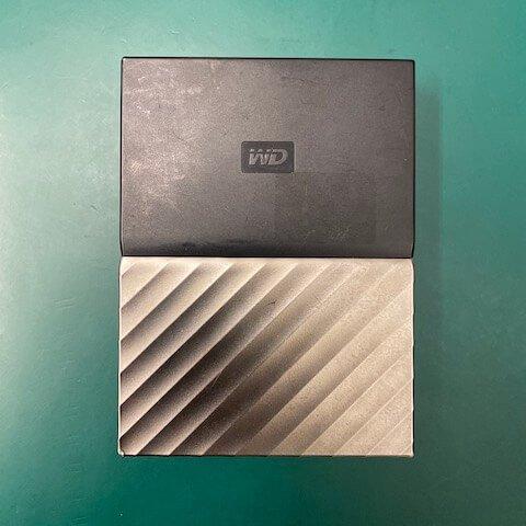 春喜創意影像有限公司 外接硬碟 檔案覆蓋