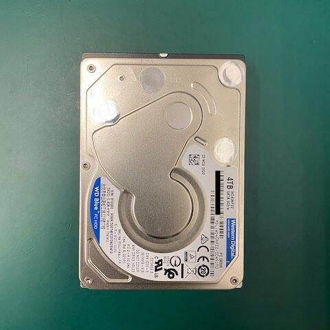 集禾媒體工作室有限公司 外接硬碟 無法讀取