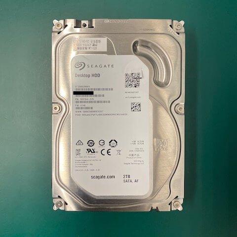 晉大陶瓷股份有限公司 硬碟 無法讀取
