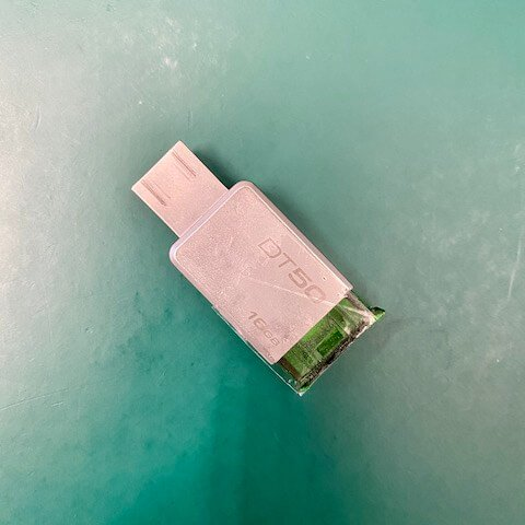 吸引力綜合百貨股份有限公司 USB隨身碟 無法讀取