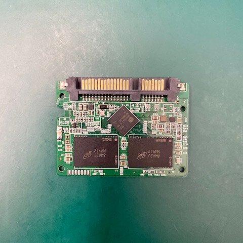 台灣三菱商事股份有限公司 SSD 無法讀取