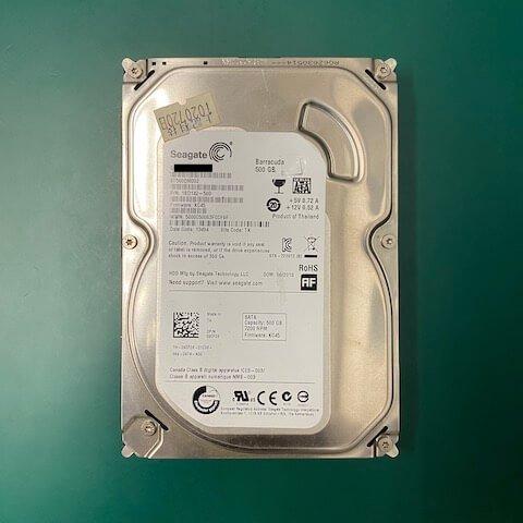 泓源貿易有限公司 硬碟 無法讀取