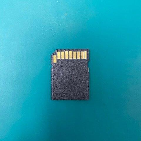 不務正業娛樂有限公司 SD Card 無法讀取