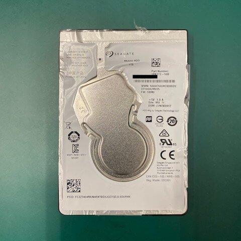 裊裊設計有限公司 外接硬碟 無法讀取
