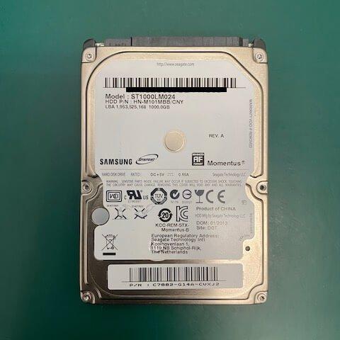 富國技術工程股份有限公司 外接硬碟 異常聲音讀不到