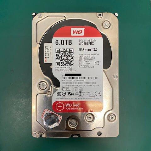 現代儀器股份有限公司 硬碟 無法讀取