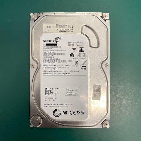 豐泉生物科技股份有限公司 硬碟 無法讀取