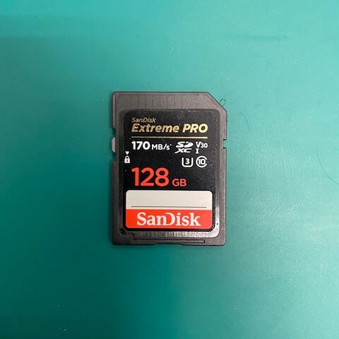 陳先生 SD Card 無法讀取