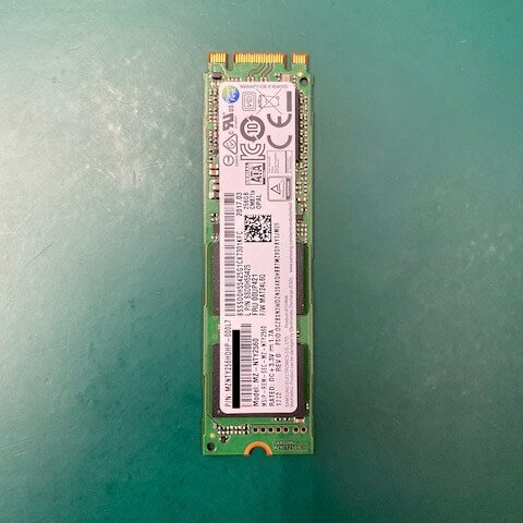 合聖科技股份有限公司 SSD 無法讀取