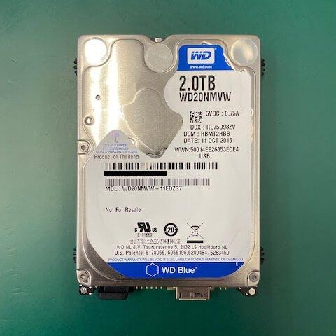 房角石股份有限公司 外接硬碟 無法讀取