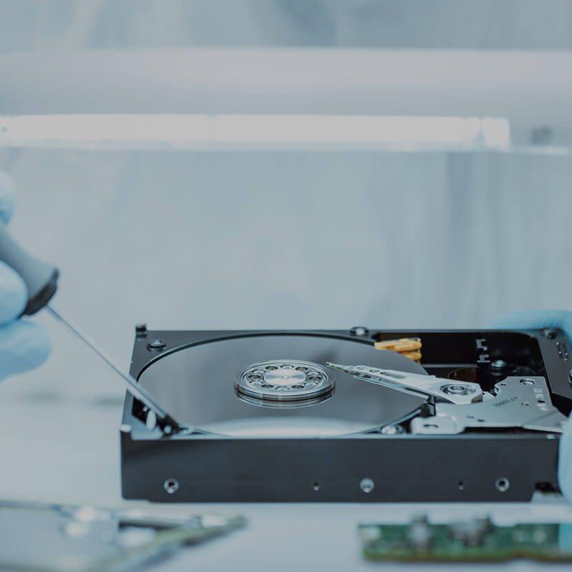 硬碟修復流程