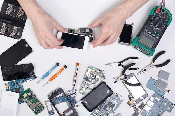 專業設備搶救iphone手機資料
