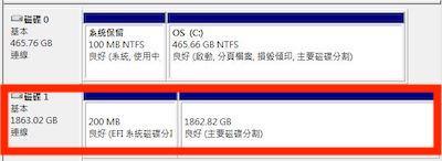 MacOS在Windows讀取外接硬碟測試