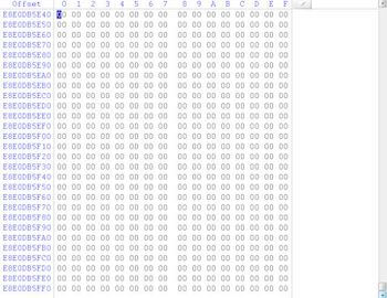 SSD刪除檔案後可能會被抹除為0