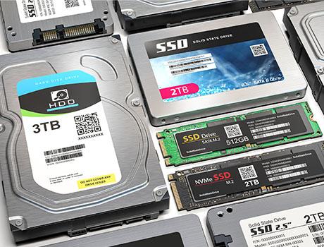 固態硬碟(SSD)和傳統硬碟(HDD),該怎麼選擇?