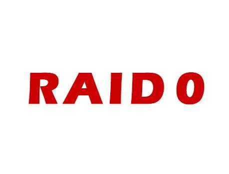RAID0 介紹,瞭解原理和差別