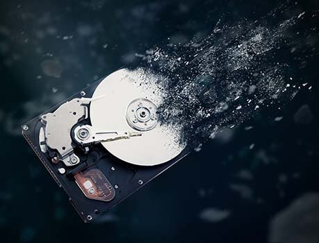 硬碟讀不到嗎?您有自行解決的方法