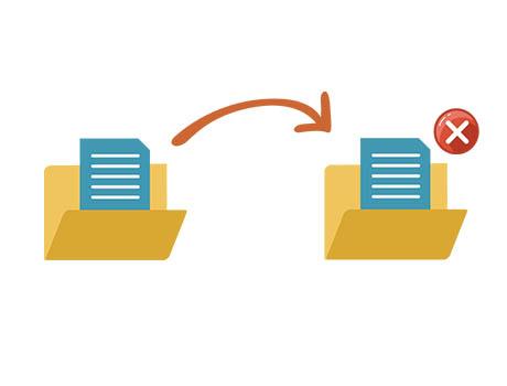 檔案無法複製拷貝過去嗎?看這篇試著解決